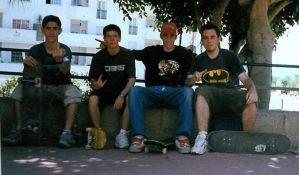 Old Skool Crooked Crew by Youth-Defenestration