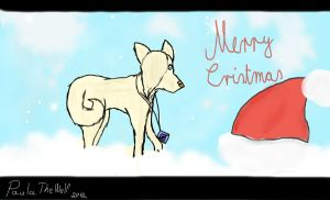 Not so soon, but still.. Cristmas is also coming! by Akasi33
