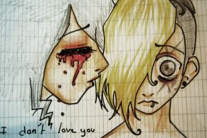 I don t love you... by keytaro