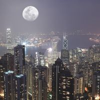 Hongkong by MotHaiBaPhoto
