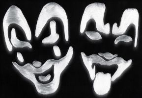 Icp Faces by tinkerbell4life88