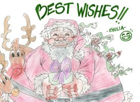 My Holiday Card Project 2014! by DitaDiPolvere