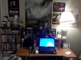 This is where I (used to) work... by SuperSmash3DS