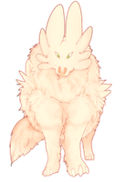 Majestic Poofball by Lunafex