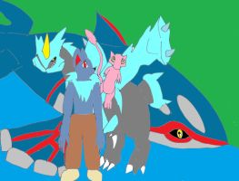 Gen There Legendery Trainer by pd123sonic