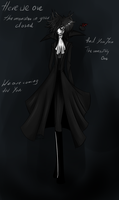 DW: . Unearthly Ones . by Diamonari-chan