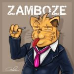zam the fat cat by zamboze