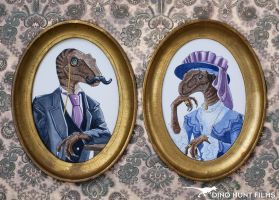 Dapper Dinos by DinoHuntFilms