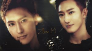 Zhou Mi, you're breaking me down... by Cristal1994