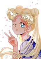Usagi Tsukino by Vladta
