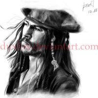 Cpt. Jack Sparrow Complete by duxfox