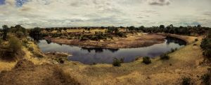 The Mara River by siddhartha19