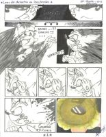 Practice - ::In the Darkness:: Page 1 by ClassicMariposAzul