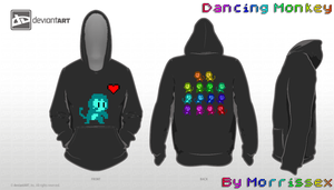 I love Dancing Monkey by Morrissex