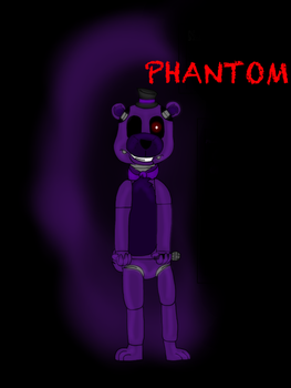 Phantom by WonderLed1987