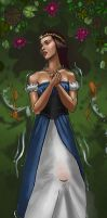 Water Maiden Contest Entry - Ophelia by LiminalWorks