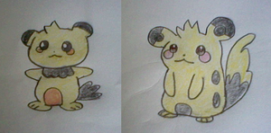 Contest Entry Pika by Claudiamore