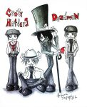 Mad Hatters Deadman by Hotaru-Yagami-Filth