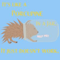 Porcupine by spirithp