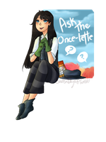 Ask The Once-lette! by Resa-hina