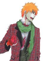 + Zombie Ichigo + by CharliRed
