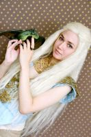 GoT: Mother of Dragons by Miniming