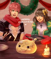 AO Secret Santa: For Sugoi Seigoi! by instantmiso