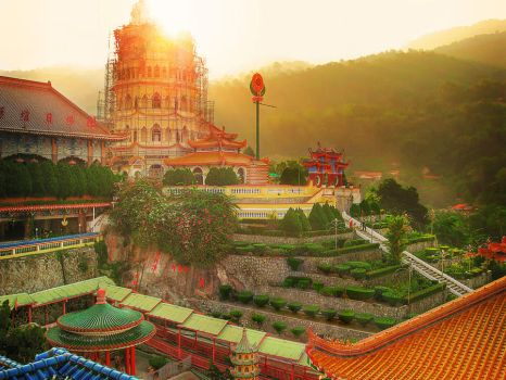 Buddhistic Temple - FOR SALE by kuma-x