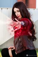 Scarlet power by Il-Chicco