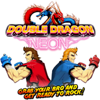 Double Dragon Neon by POOTERMAN