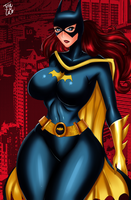 The Lovely, Thick and Heroic Bat Girl- UPDATED by JassyCoCo
