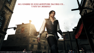 Assassin's Creed II - My name is.. by josetemg