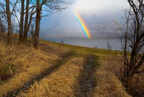 The Colors Of The Rainbow by KennethSolfjeld