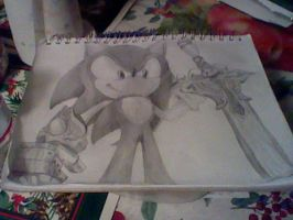 Sonic and the Black Knight by AceArtz1001