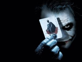 Joker's enemy card... by IdemLaFel