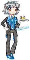 The Cat Butler - Glace by sekaiichihappy