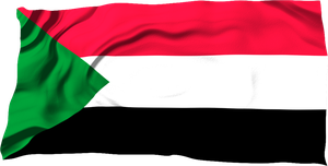 Flags of the World: Sudan by MrAngryDog