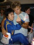 When I met Vic Mignogna by FMA-Cosplayers