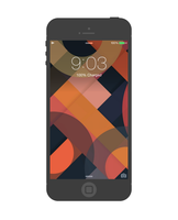 iOS8 by jatinderbir