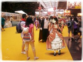Jenn at the Japan expo 2010 by lilpunky