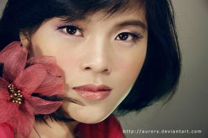 Flower Look 4 by AURORY