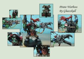Pirate Ork by Dgs-Krieger