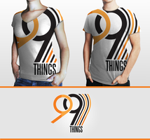 99 things logo by repiano