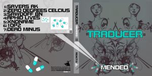 traducer cd cover by reactionarypdx
