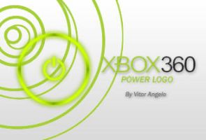 XBOX 360 Power Button by VAngelo7