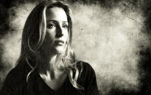 Gillian Anderson wallpapers by vladigora