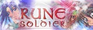 Rune Soldier Banner Thingy by BlackMage339
