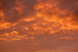 Contrasting Clouds by Evangilyna