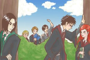 The Marauders 2 by Harry-Potter-FanClub