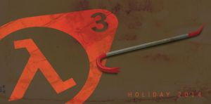 Half-Life 3 Poster by cloakrunner